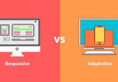 web responsive vs diseño adaptativo
