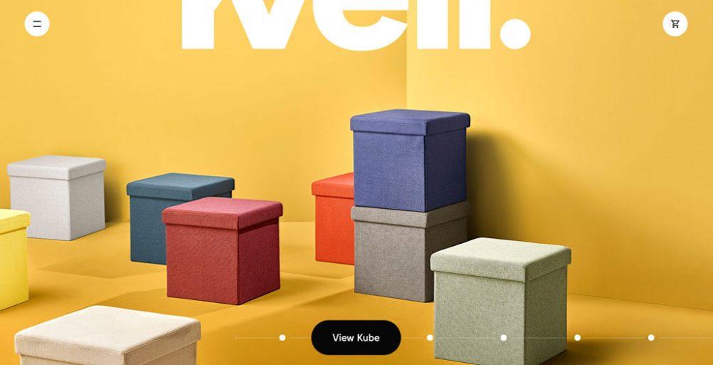 5 diseños de tiendas online para inspirarte