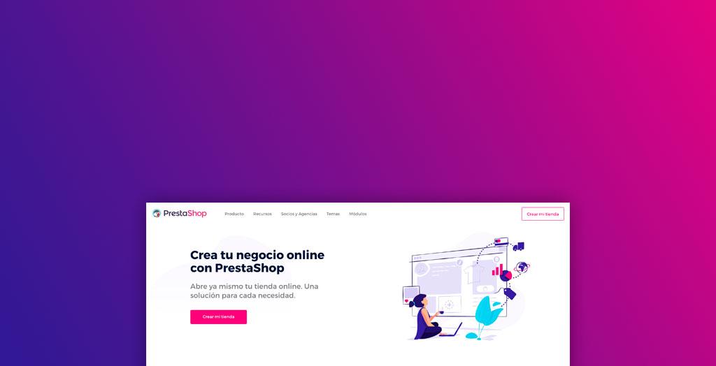 crear tienda online gratis con prestashop