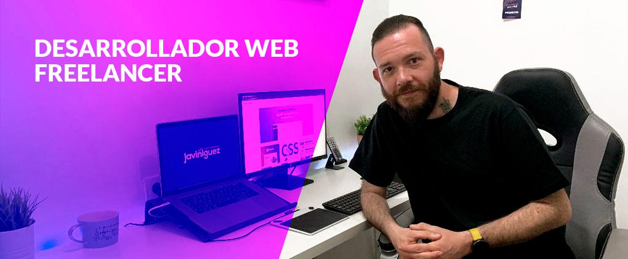 Desarrollador web freelancer