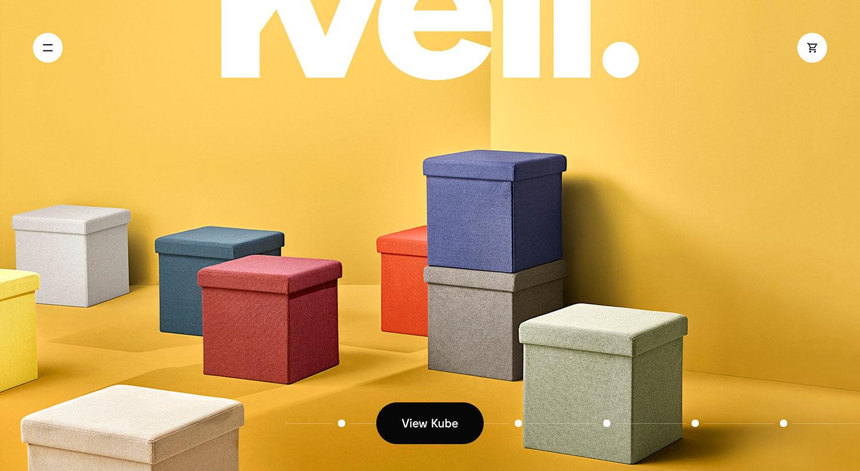 ecommerce Kvell diseños de tiendas online