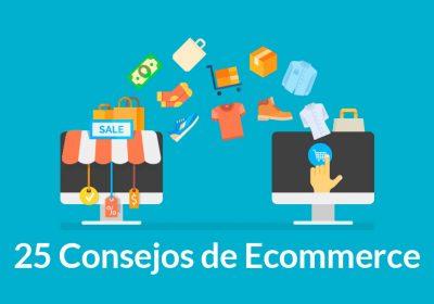Los 25 Mejores Consejos de Ecommerce