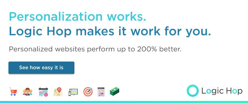 Logic Hop – Marketing personalizado para WordPress