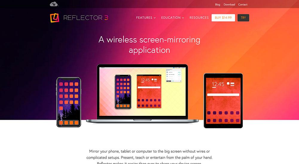 Reflector experiencia de usuario