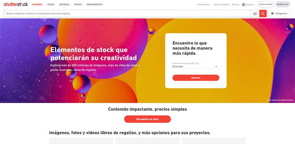 fotografías en Shutterstock descargar imágenes premium