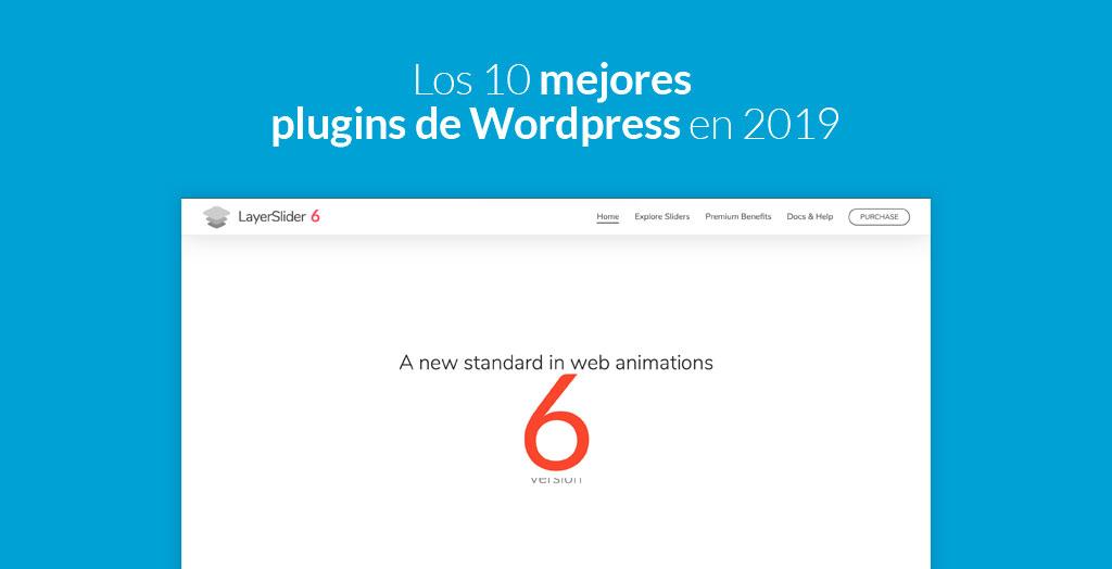 Los 10 mejores plugins de WordPress en 2019