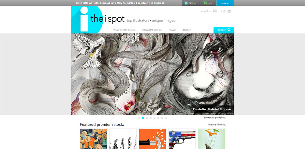 The iSpot