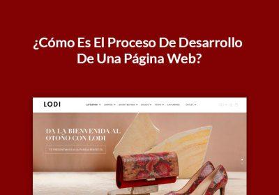 ¿Cómo Es El Proceso De Desarrollo De Una Página Web?
