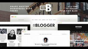 TheBlogger plantilla para wordpress