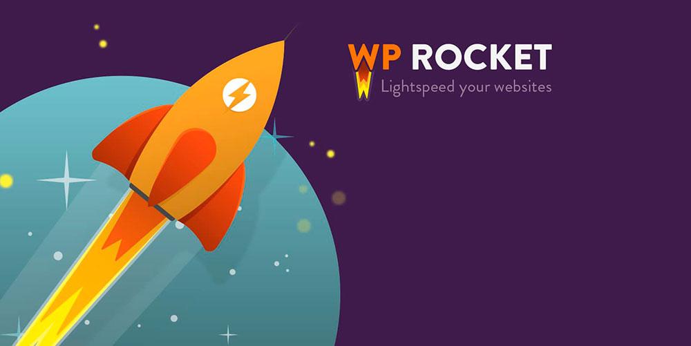 usar el plugin WP Rocket