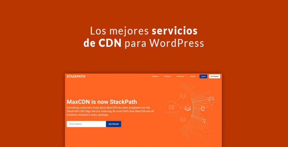 Los mejores servicios de CDN para WordPress