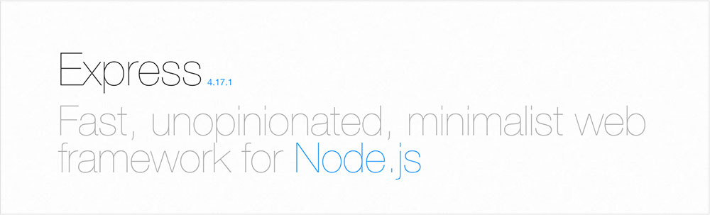 Express mejores frameworks para JavaScript