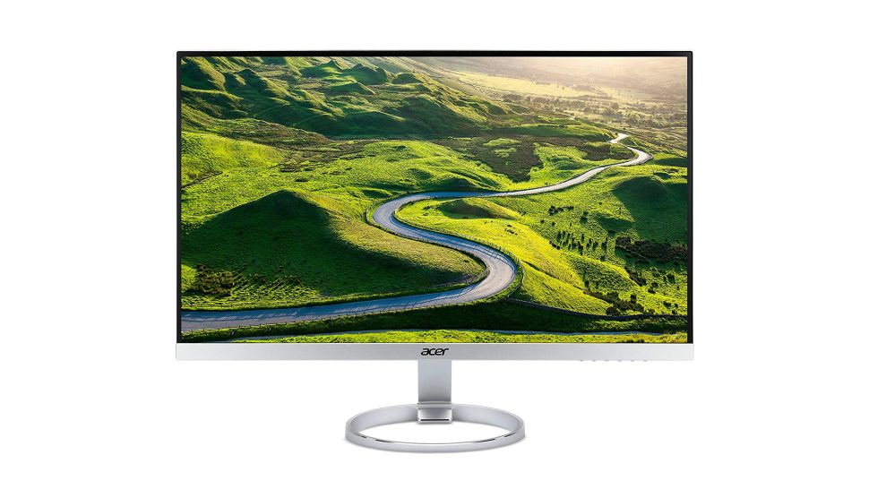 Acer H277HU Monitor USB-C