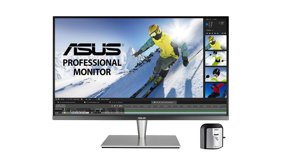 Asus ProArt PA32UC mejores monitores USB-C