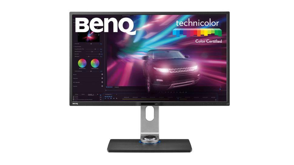 BenQ PV3200PT monitor USB-C