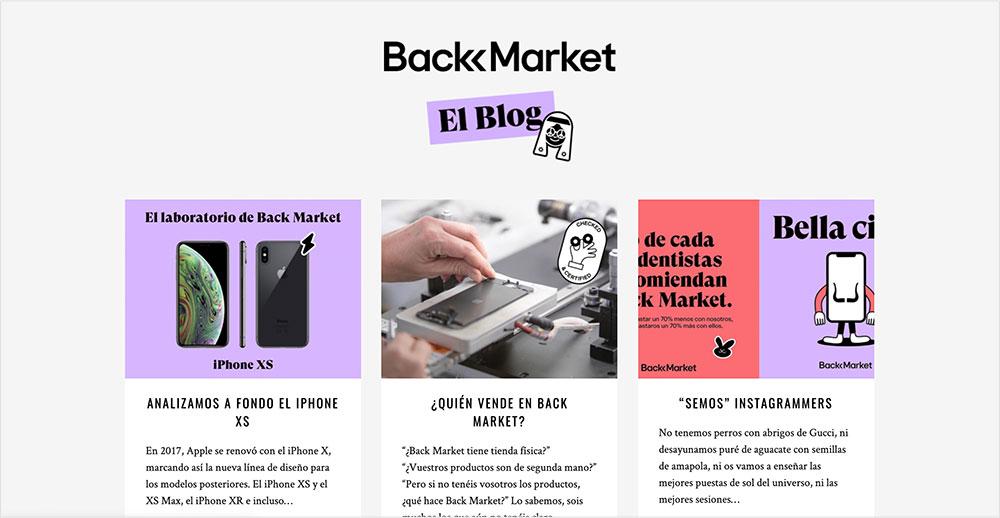 tener un blog en tu tienda online