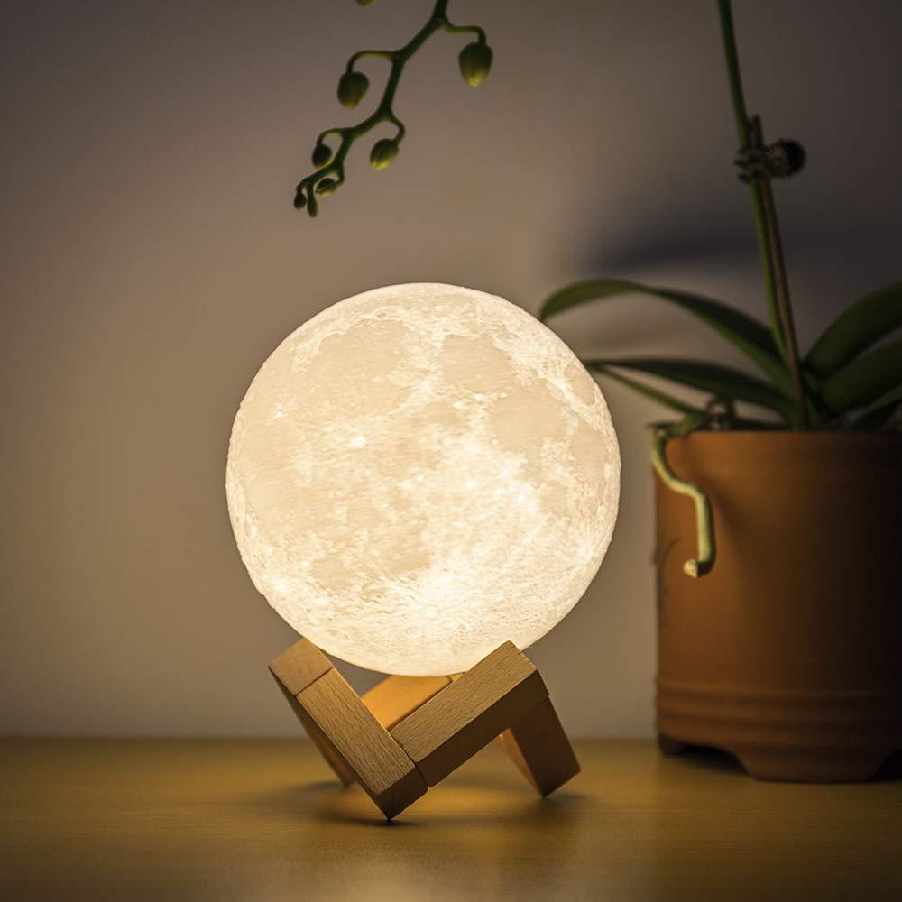 Lámpara de Luna mejores productos de dropshipping
