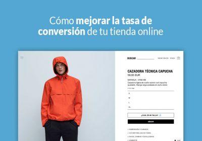 mejorar la tasa de conversión de tu tienda online