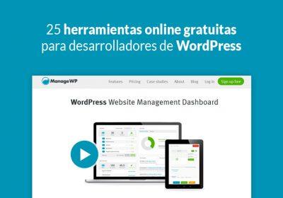 Herramientas online gratuitas para wordpress