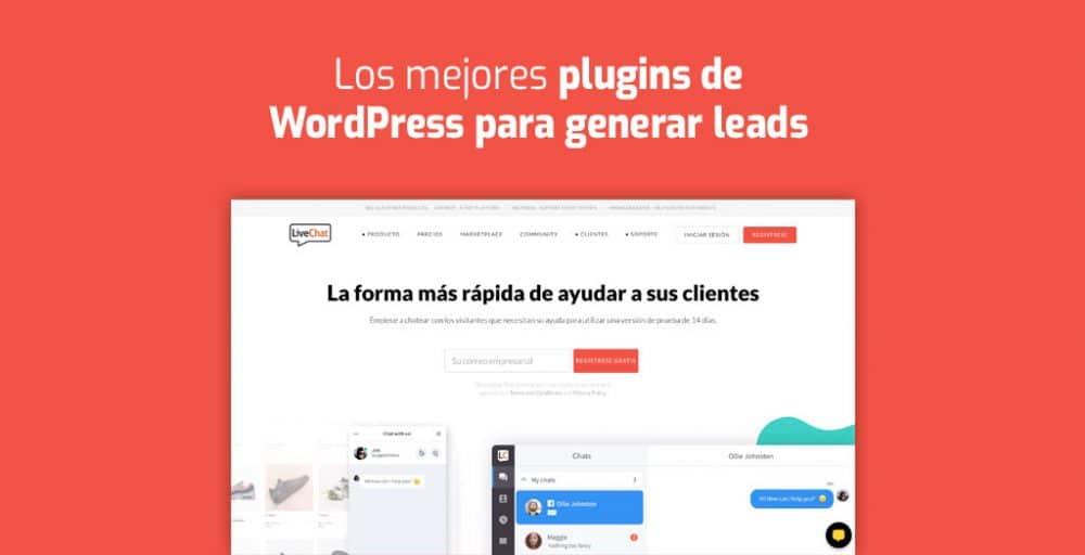 Los Mejores Plugins De WordPress Para Generar Leads