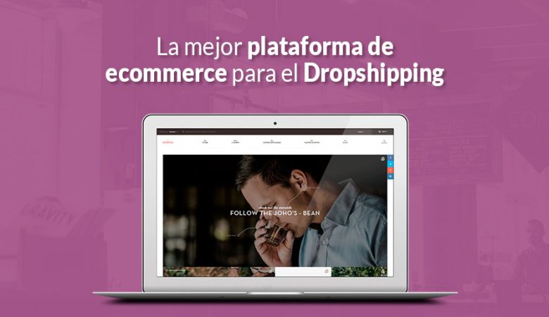 plataforma de ecommerce para el Dropshipping
