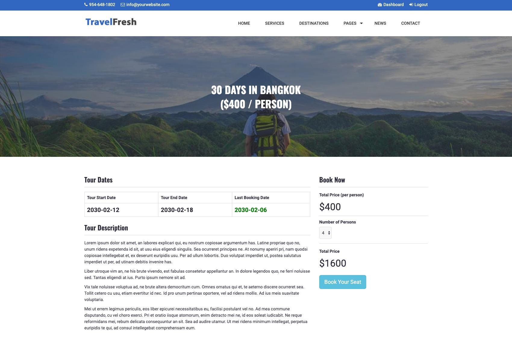 gestionar tu negocio de viajes de forma eficaz