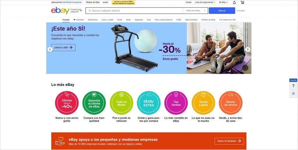 Cómo conectar PrestaShop con Ebay marketplace