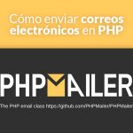 enviar correos electrónicos en PHP