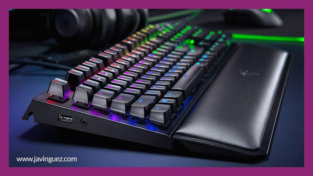 teclado Razer Ornata V2