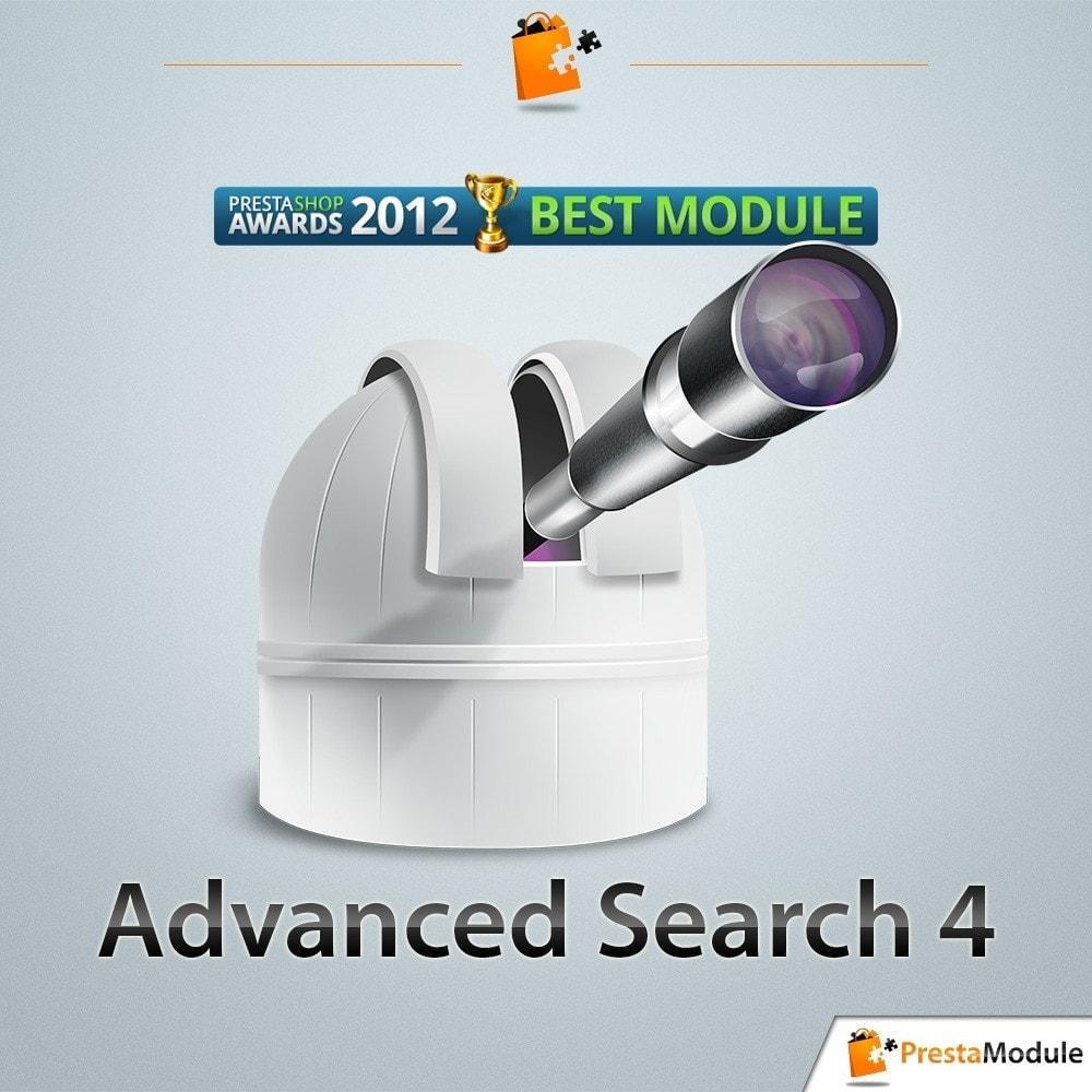 modulos de prestashop advanced search 4