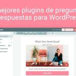 7 mejores plugins de preguntas y respuestas para WordPress